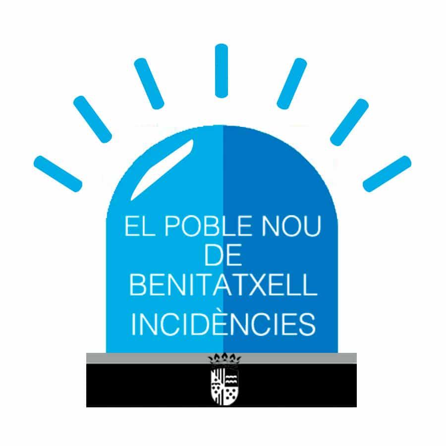 Benitatxell, nueva APP para que los vecinos alerten sobre incidencias