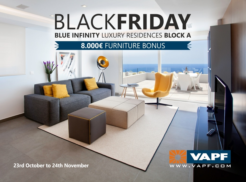 Last days of the Grupo VAPF's Black Friday Sale 2017