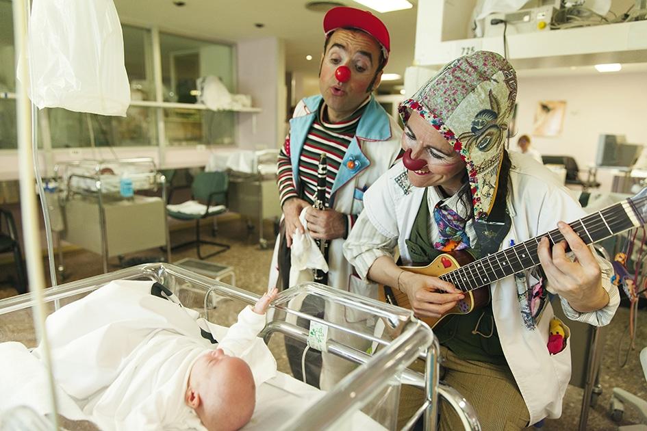 Grupo VAPF hilft payaSOSpital und kranken Kindern