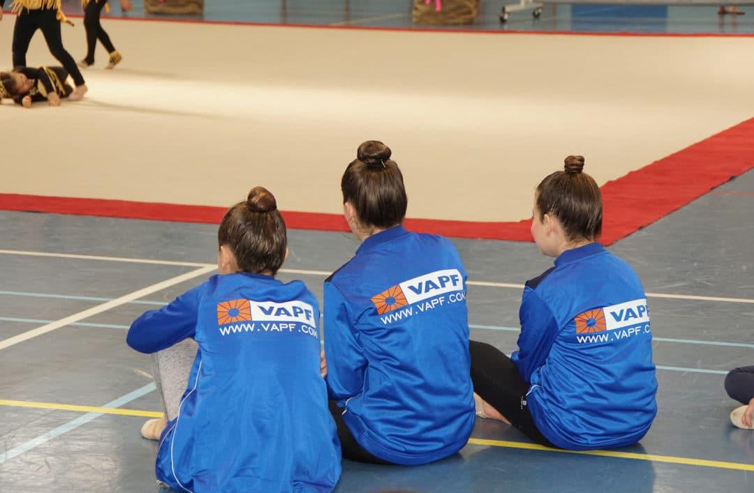Grupo VAPF apuesta por el deporte de Benitatxell