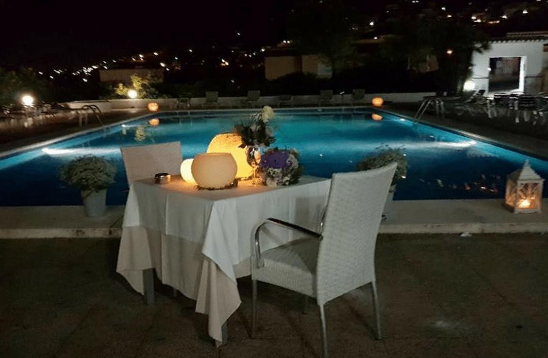 Kom het Zomermenu proeven in het Restaurant La Cumbre!