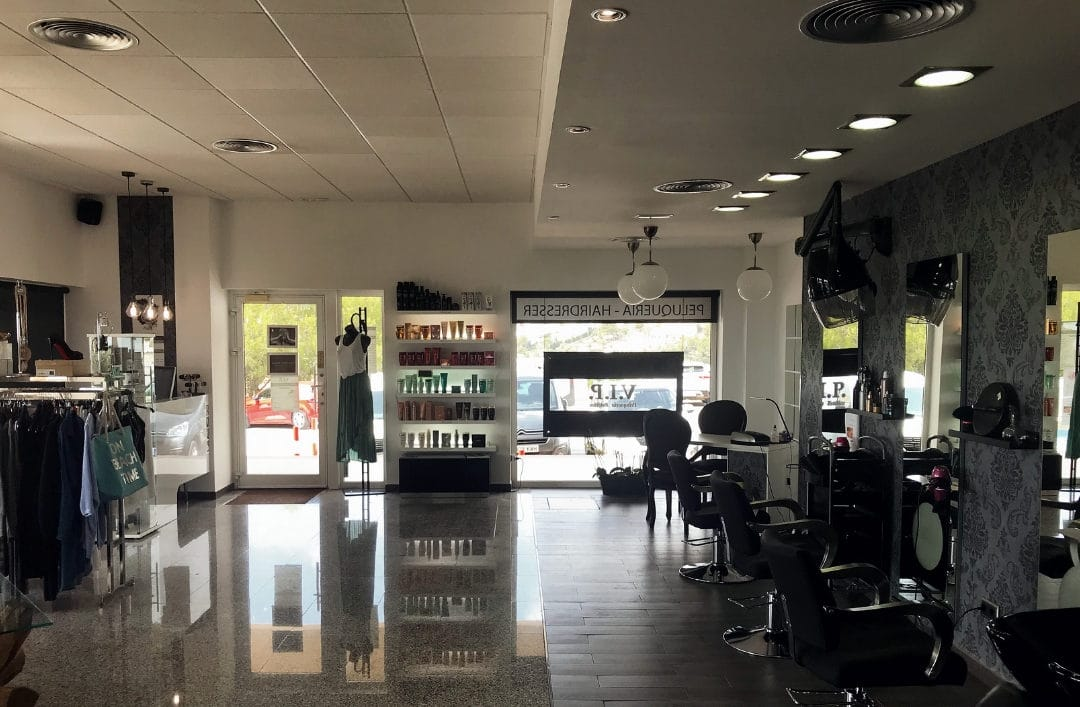 VIP Salon, your beauty salon with a sea view in Cumbre del Sol!