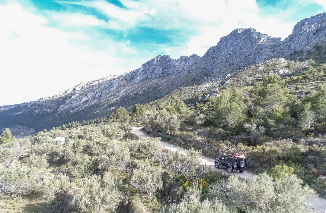 Ontdek de meest symbolische gebieden van Alicante met Costa Blanca Expeditions