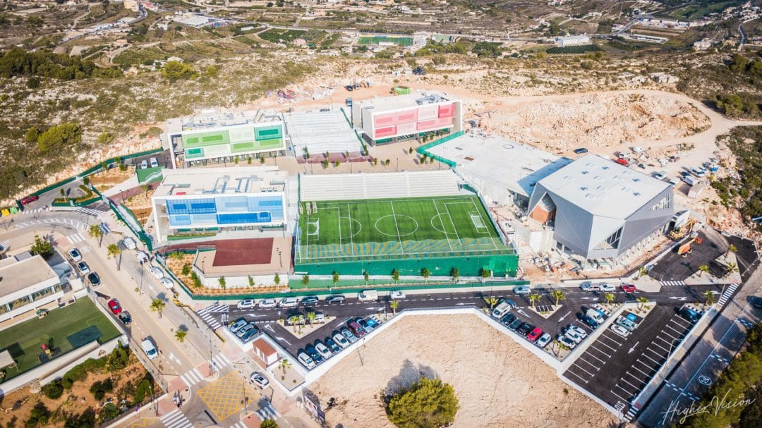 Lady Elizabeth School: internationaal onderwijs in Residential Resort Cumbre del Sol