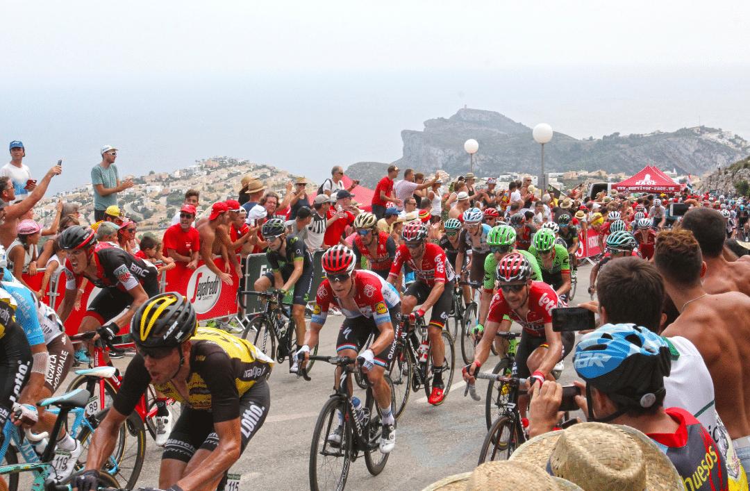 Costa Blanca: un paraíso ciclista