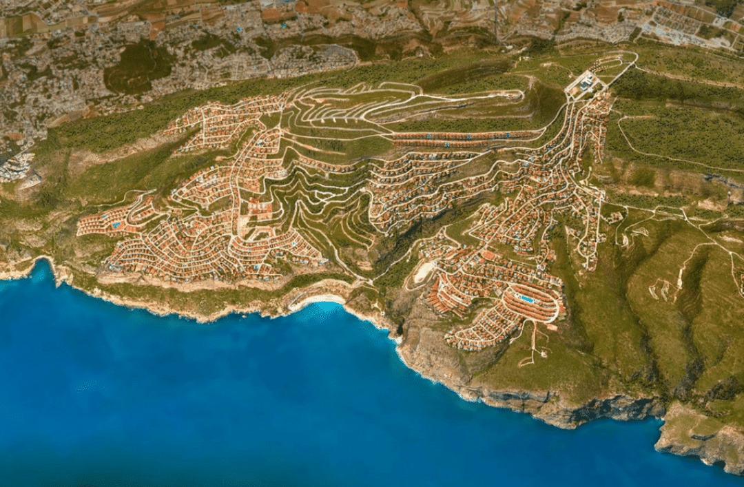 Masterplan: get to know our interactive map of the Cumbre del Sol Residential Resort