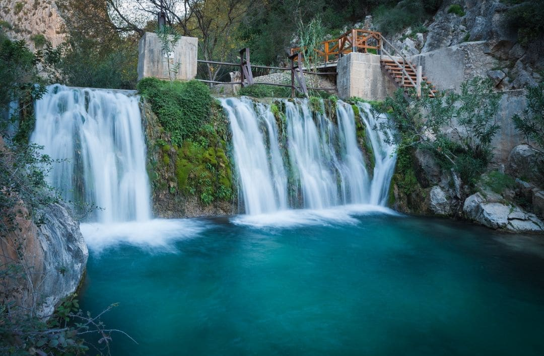 Discover the best natural springs close to Cumbre del Sol