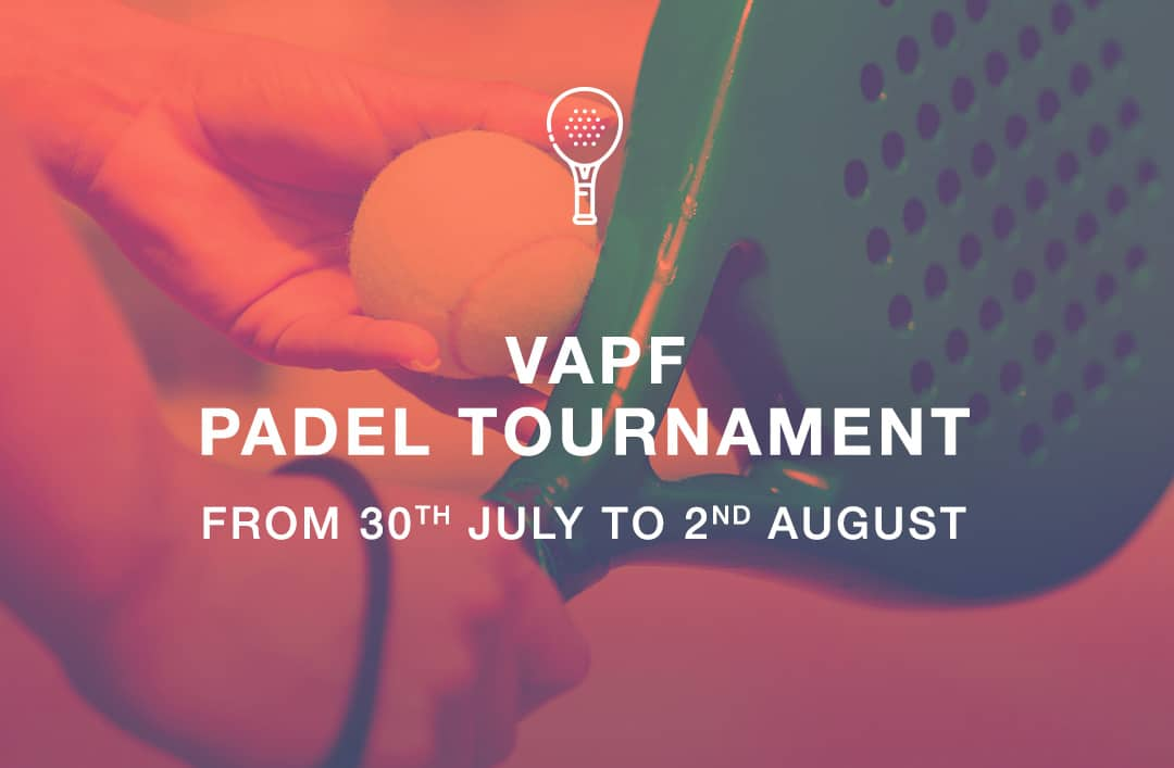 Sign up for the Padel Tournament at Cumbre del Sol!