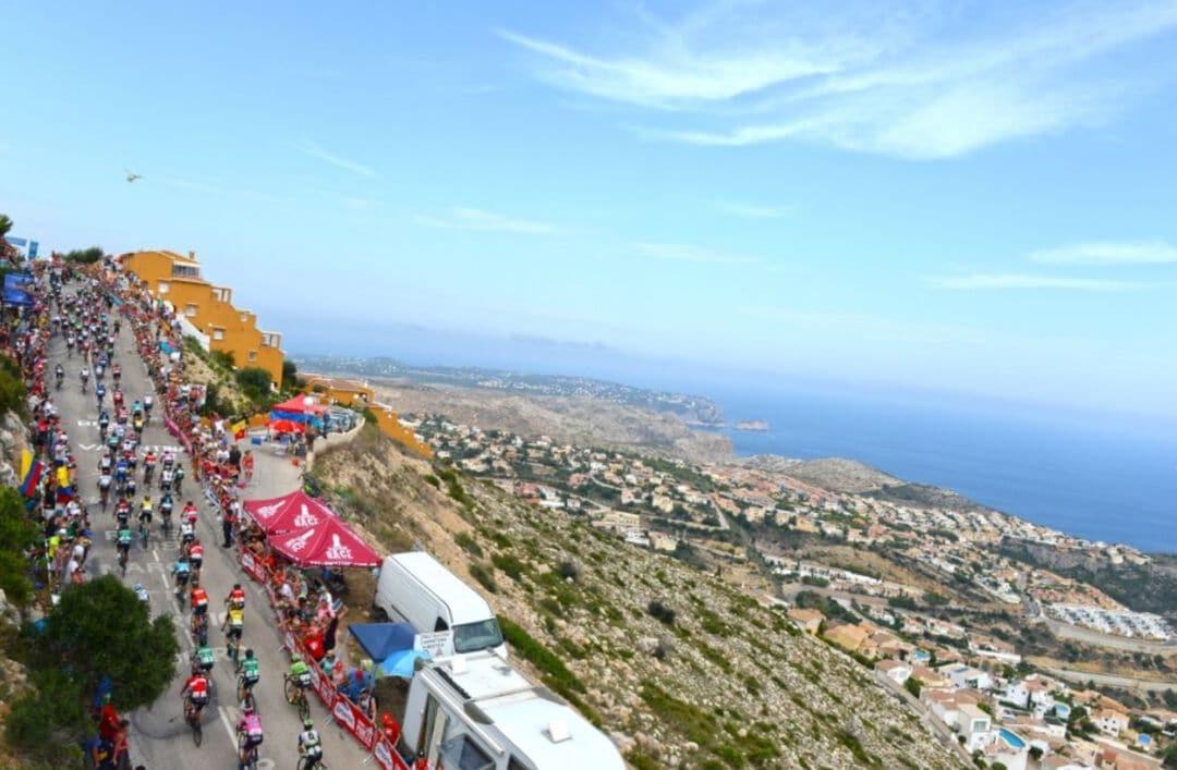The Vuelta a España returns to Cumbre del Sol on August 25th!