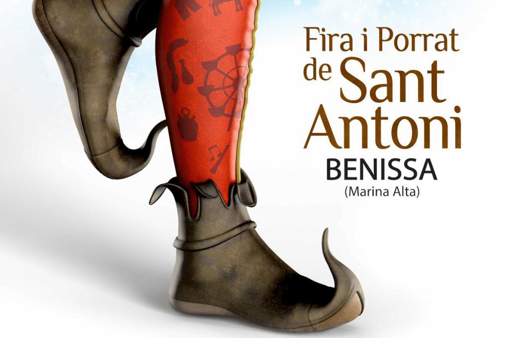 "Don't miss the ""Fira i Porrat de Sant Antoni 2020"" festivities!"