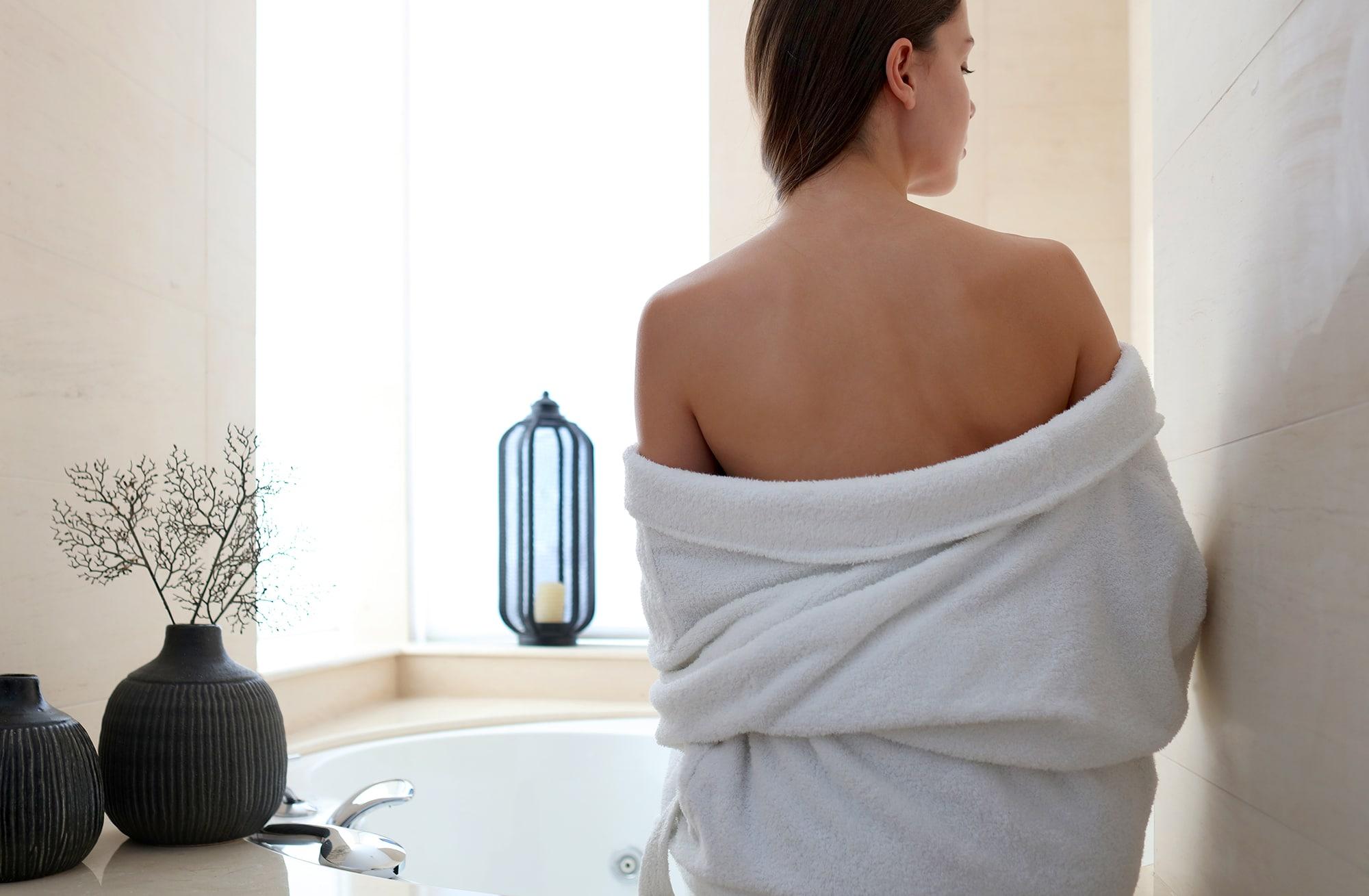 Convirtiendo tu hogar en un spa