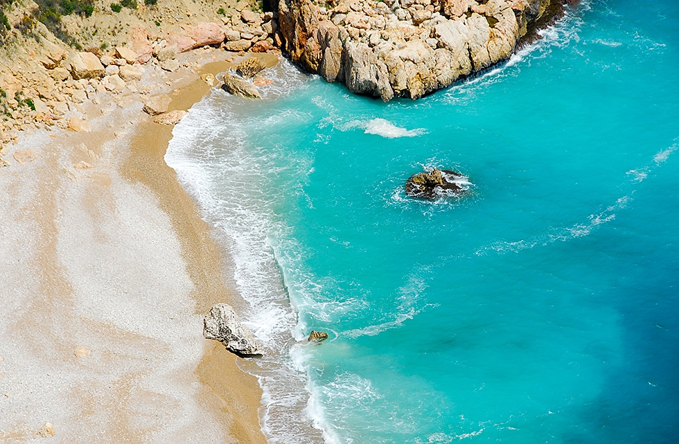 The Costa Blanca Has 2 More Blue Flag Beaches Than Last Year!  Discover Which Are Closest to You!