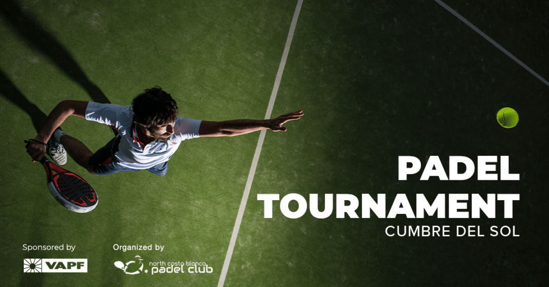 Another Great Week at Cumbre del Sol Thanks to the Padel Tournament!