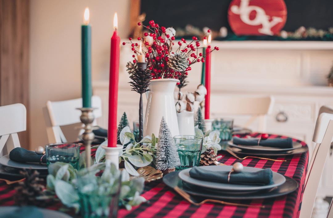 Kerstmaaltijden en lokale producten