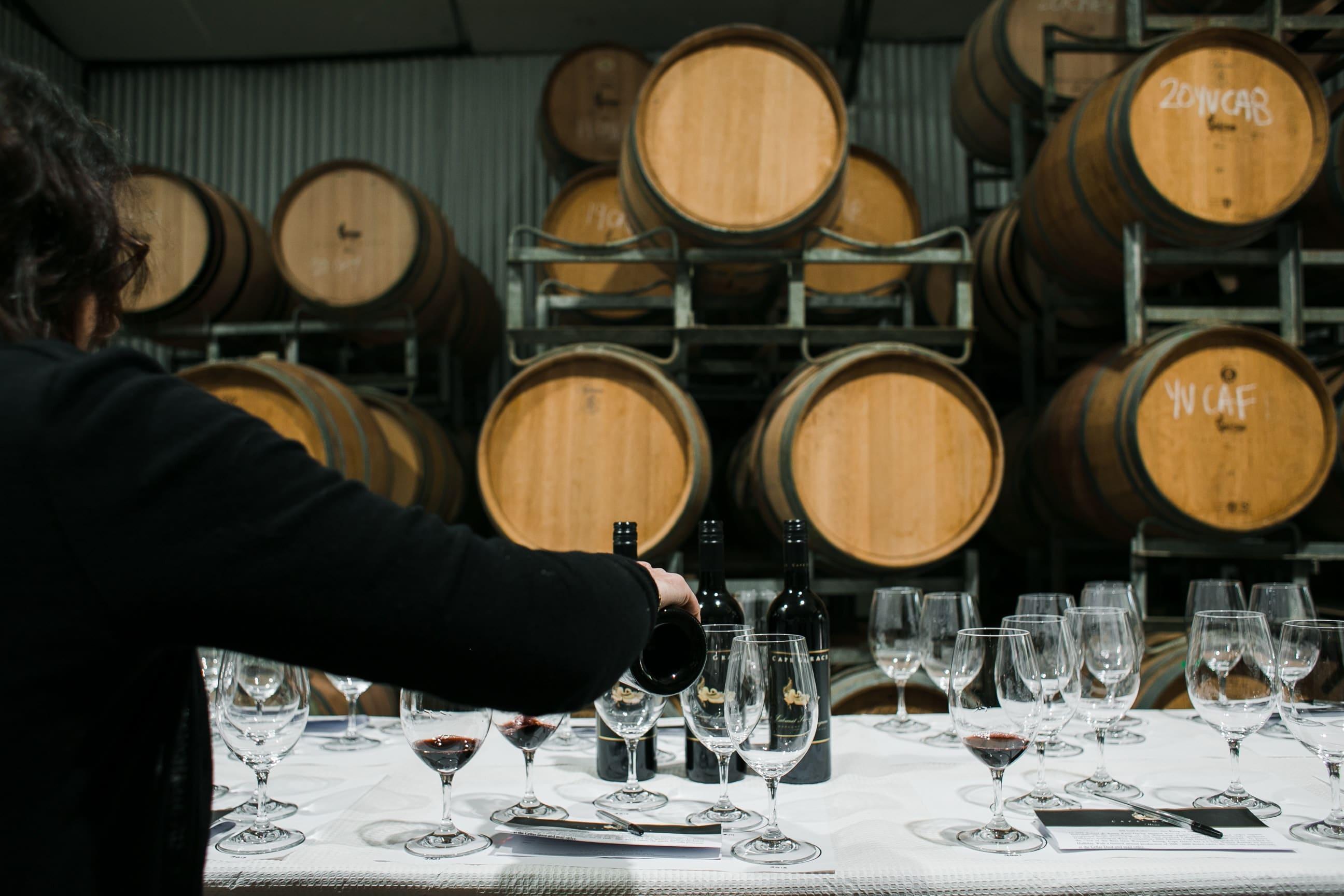 Turismo del vino en la Costa Blanca